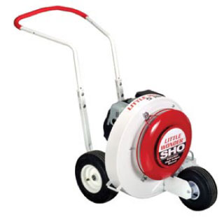 Little Wonder® Walk-Behind Blower