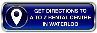 Get directions to A to Z Rental Centre in Waterloo