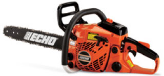 "18"" Gas Chainsaw"