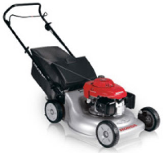 Rear Bag Lawn Mower